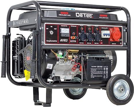 Generatore di corrente di emergenza a benzina da 5 5 kw con picco