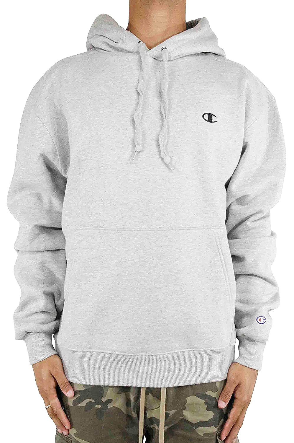 Champion Men's LIFE Heavy Weight Pullover Fleece Hoodie