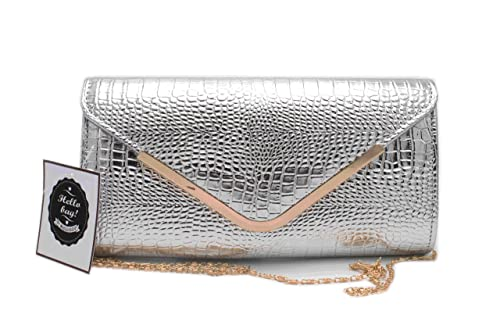 Hello Bag! , Damen Clutch