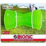 Outward Hound Bone MDGreen Dog Toy