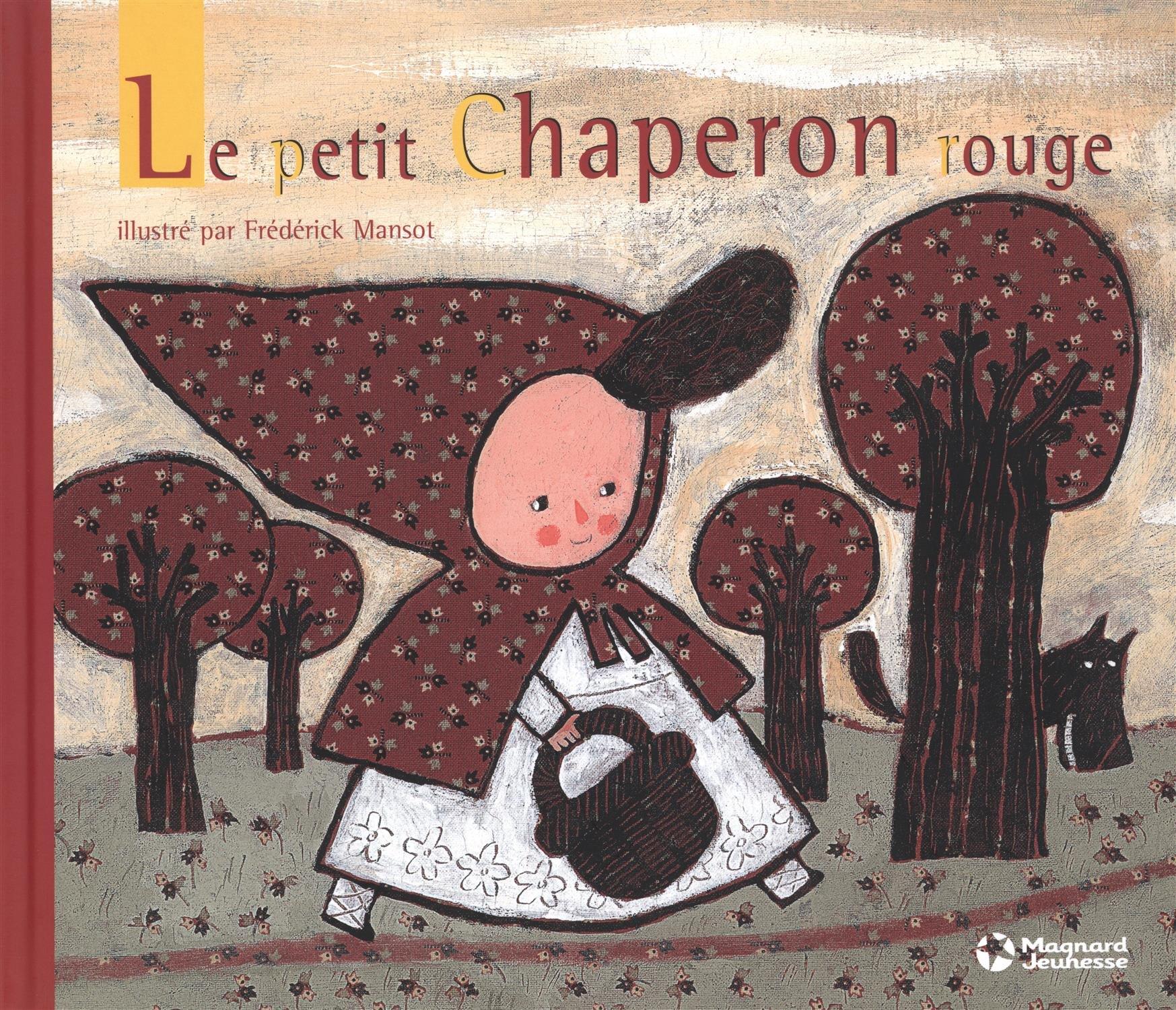 """Résultat de recherche d'images pour """"images le petit chaperon rouge de mansot"""""""
