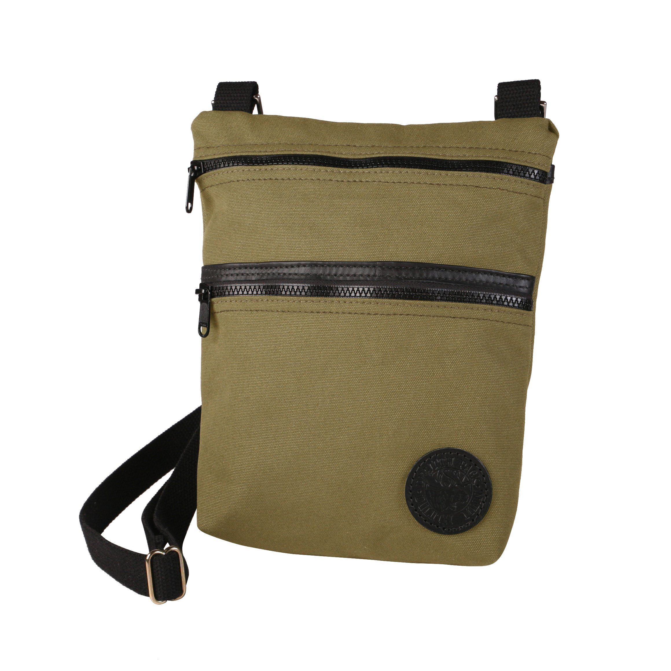Duluth Pack Traverse Cross Body Bag (Waxed, One Size)