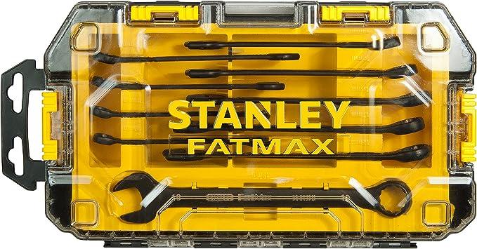 Stanley Caja de herramientas Auto Repair Tool multifunci/ón 125/unidades stmt74393/ Met/álico /8