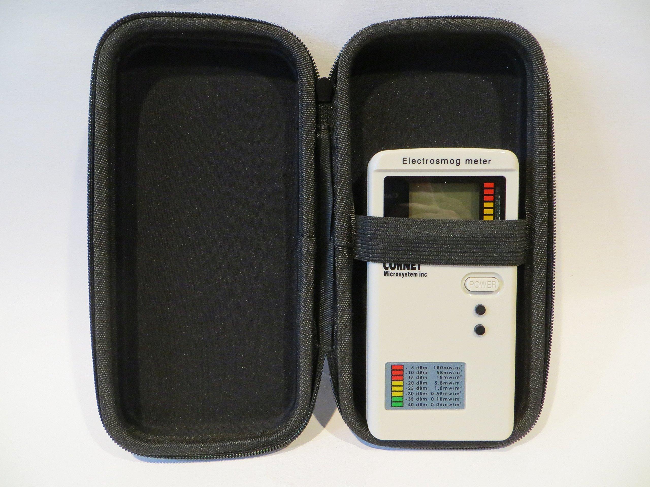 Cornet ED88T Electrosmog Detector |Includes Free Hard Shell Zipper Case!|