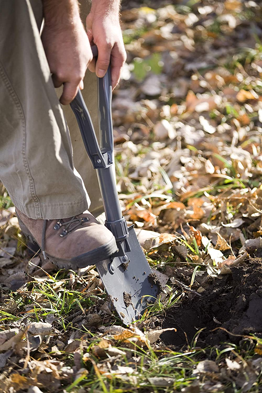 Coleman Folding Shovel with Pick for sale online
