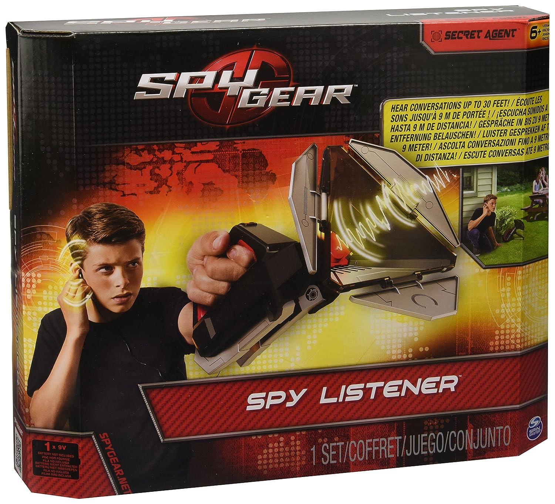 Wild Planet 70039 - Spy Listener Sablon 03701476 Detektivkästen