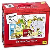 Paul Lamond 7930 - Dear Zoo puzzle de suelo, de 24 piezas