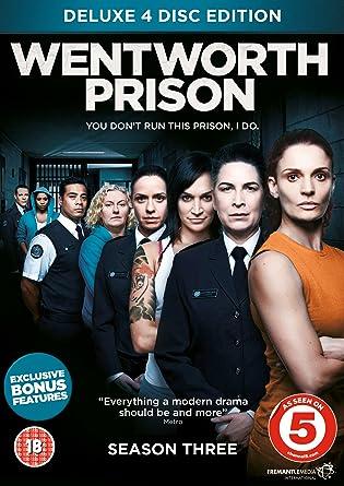 Wentworth Prison Season 3 Dvd Amazoncouk Danielle