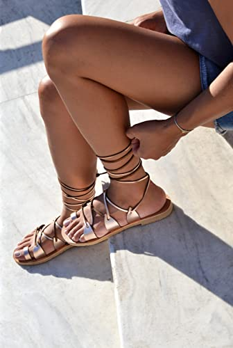 classic shoes offer discounts cost charm Amazon.com: Gladiator sandals, Lace up sandals, Leather ...