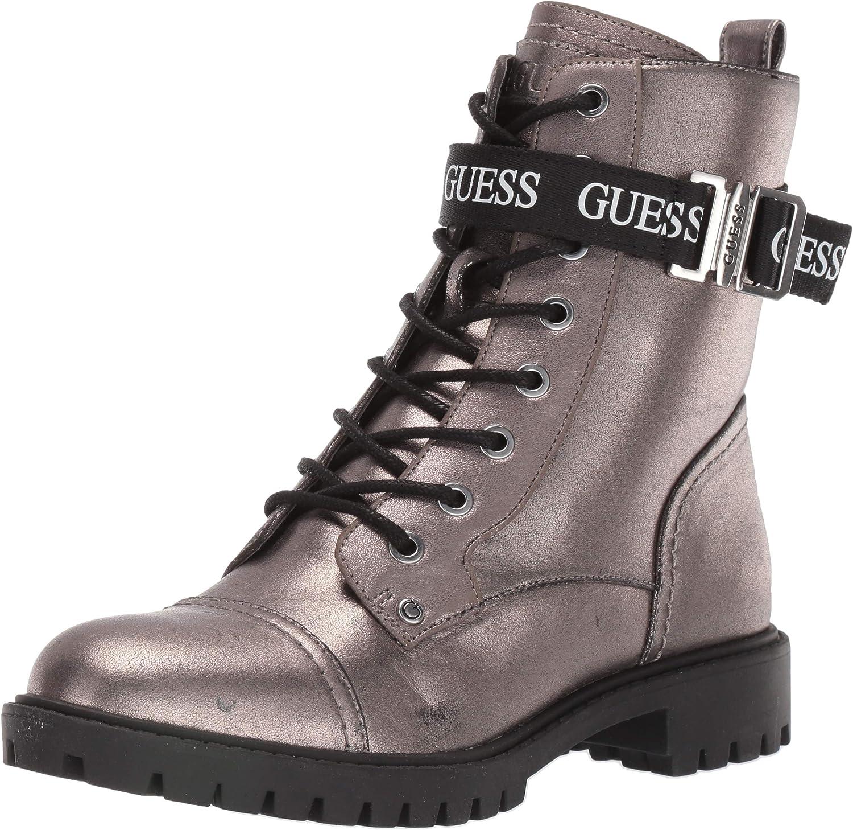GUESS Women's Combat Fashion Boot
