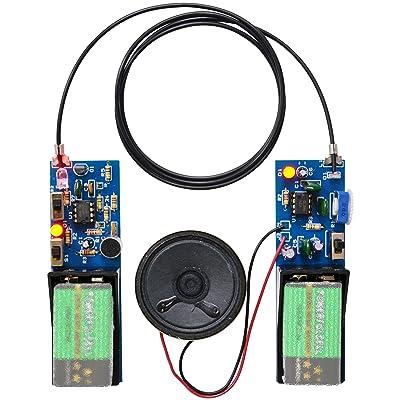 Elenco Fiber Optics Voice and Data Kit: Toys & Games