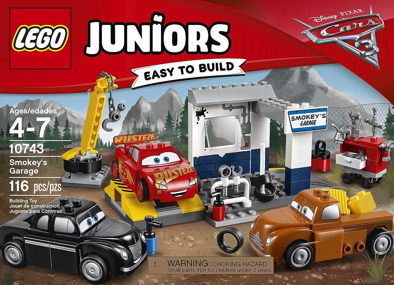 Lego KitJeux Juniors Building Et Smokey's Garage 10743 zVqMpLUSG