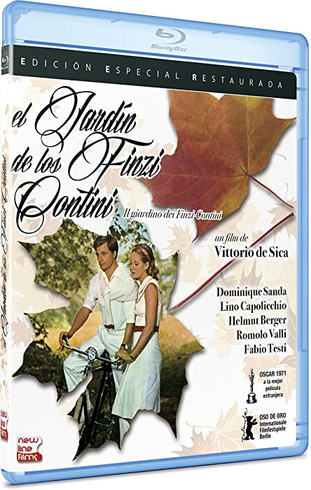 The Best Garden Of The Finzi Contini Dvd