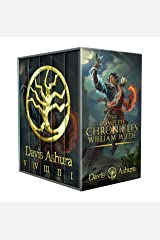 The Complete Chronicles of William Wilde-An Epic Fantasy Adventure: An Anchored Worlds Series Kindle Edition