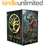 The Complete Chronicles of William Wilde-An Epic Fantasy Adventure: An Anchored Worlds Series
