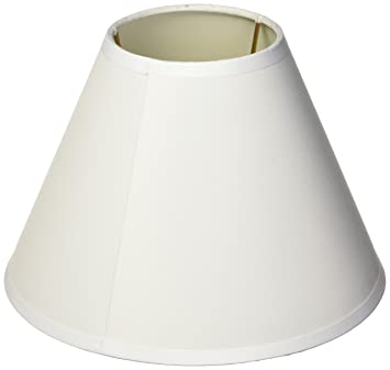 Darice 5200 29 small lamp shade white fabric covered small lamp darice 5200 29 small lamp shade white fabric covered aloadofball Image collections