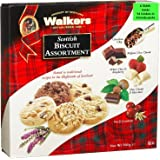Walkers Shortbread Scottish Biscuit Assortment, 900g Boxe