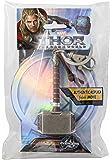 MONOGRAM Marvel Thor Hammer Colour Pewter Key Ring