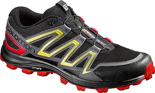SALOMON L39062400, Zapatillas de Trail Running para Hombre ...