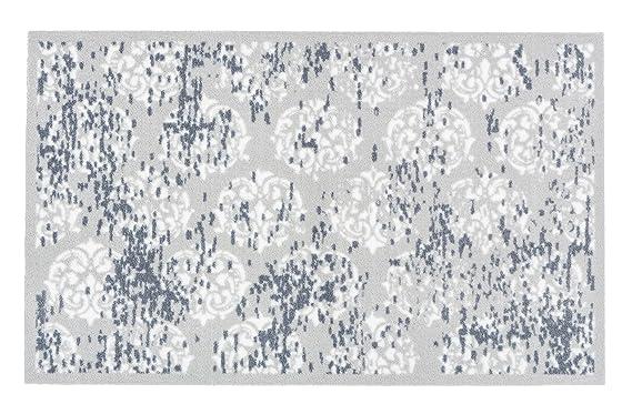 Miabella Schmutzfangmatte 1669 718 042 Ornamente hellgrau in 3 Gr/ö/ßen 50 x 150 cm