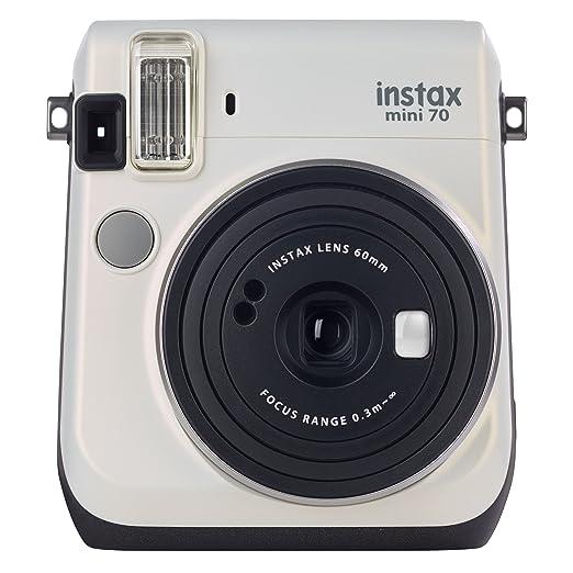 48 opinioni per Fujifilm Instax Mini 70 Moon White