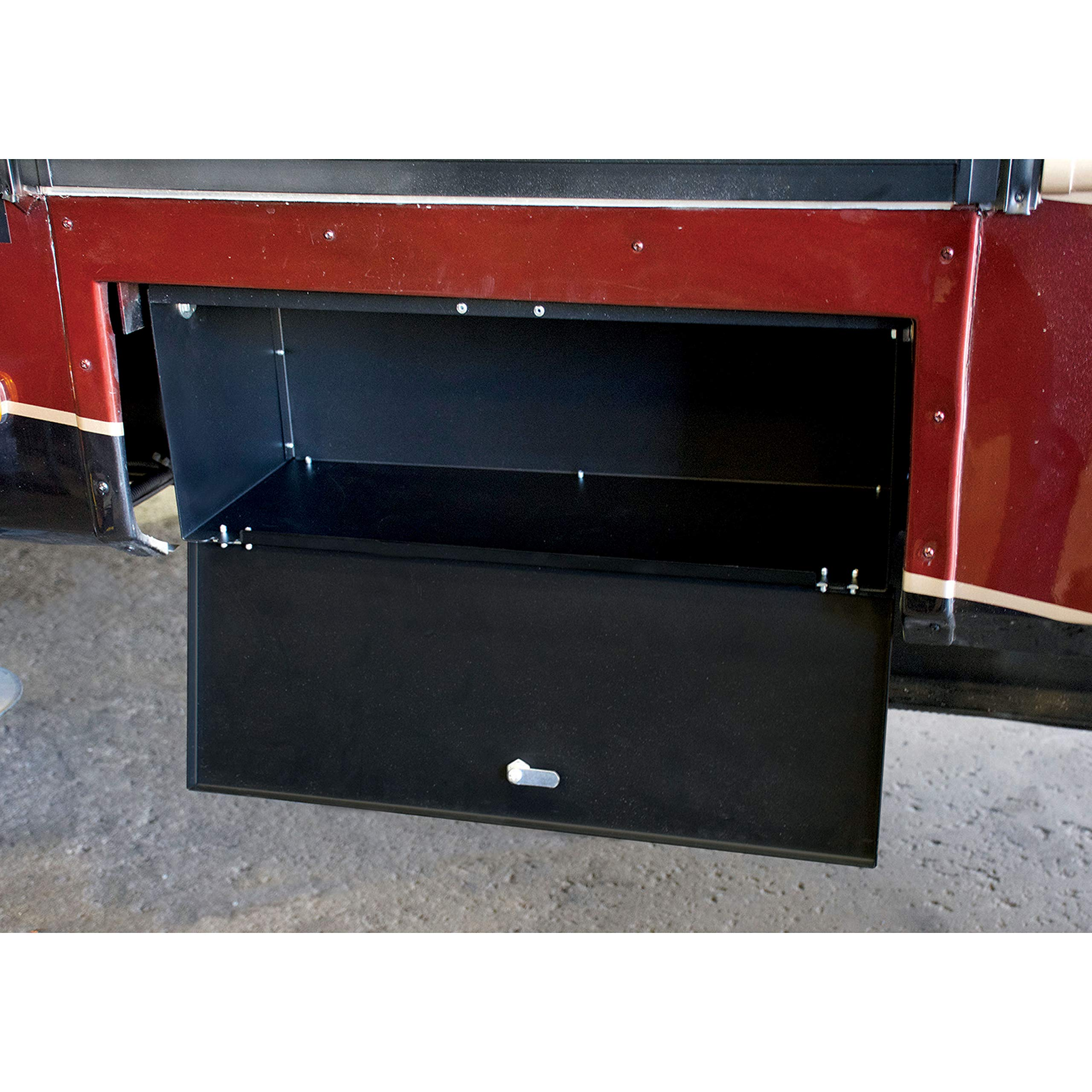 Mor/Ryde International SP54-099H Under Step Storage Box by Mor/Ryde International