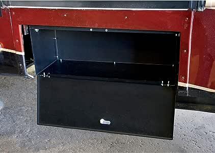 Amazon Com Mor Ryde International Inc Sp54 099h Under Step Storage Box Automotive