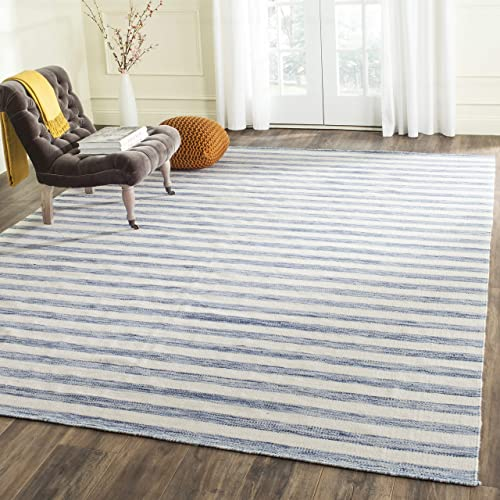 Safavieh Dhurries Collection DHU575B Handmade Flatweave Premium Wool Area Rug Review