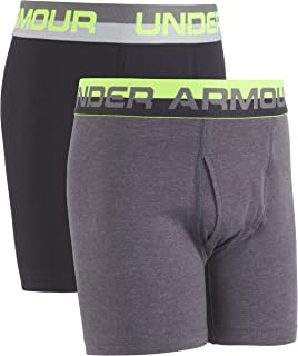 481325f3cae173 Amazon.com: Under Armour Big Boys' Original Series Boxerjock: Clothing