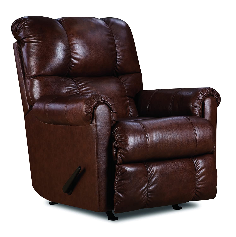 Merveilleux Lane Furniture Eureka Recliner, Saddle