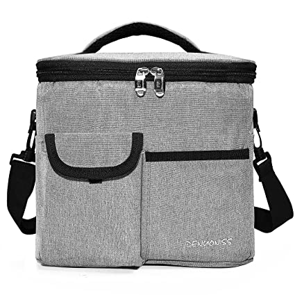 51314b858d Image Unavailable. Image not available for. Color  FHEAL Insulated Lunch Bag