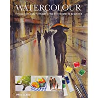 Watercolour: Techniques and Tutorials for the Complete Beginner