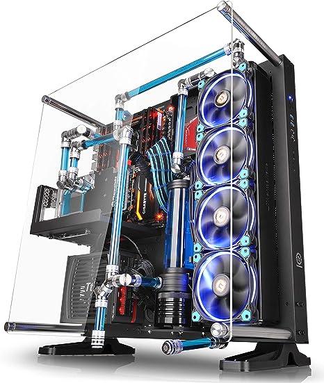 Thermaltake Core P5 - Semitorre ATX, Color Negro: Amazon.es: Informática