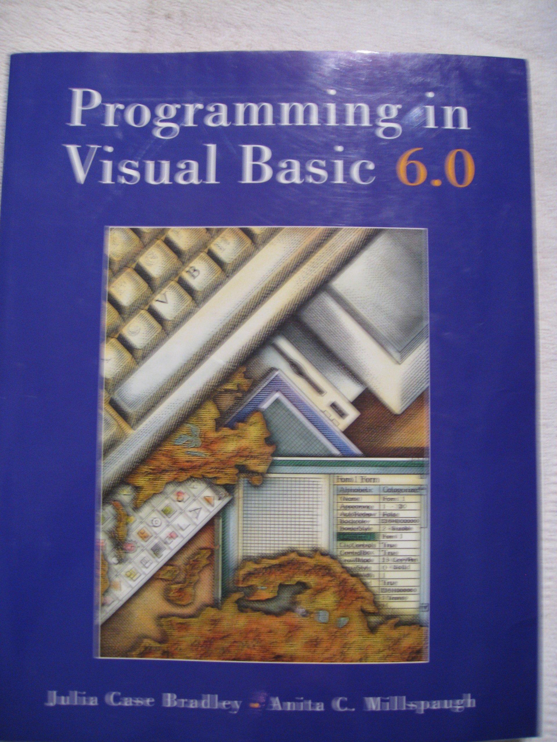 Visual Basic 6 Programming Blue Book