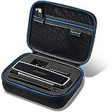 Supremery Bose SoundLink Mini II / Mini Bluetooth Speaker Case EVA Case sac de voyage avec poche filet, fermeture éclair et poignée