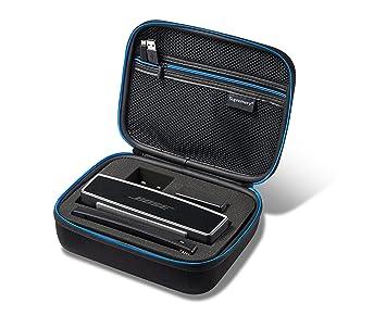 bose mini 2. supremery bose soundlink mini ii / bluetooth speaker case cover eva travel bag with mesh 2 i