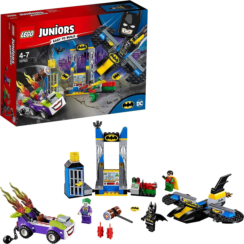 Lego 6213826 Batman Lego 4+ Batman The Joker Batgrood Aanval