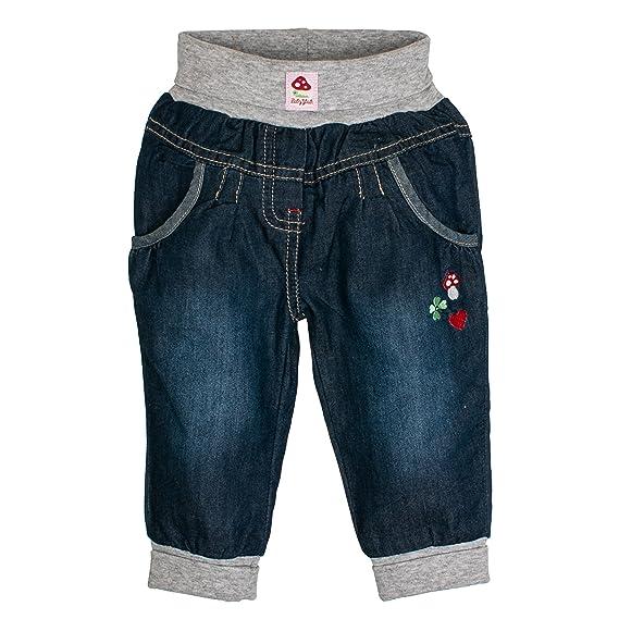 SALT AND PEPPER Baby-M/ädchen Bg Trousers Uni Patches Hose