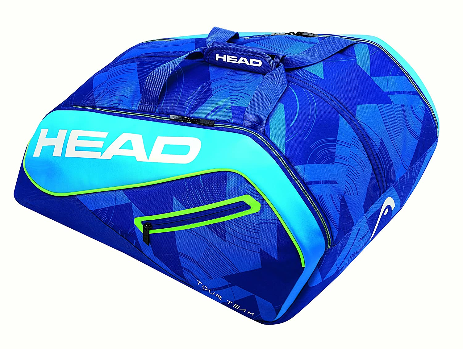 Head Tour Team Monstercombi Bolsa Pádel, Unisex Adulto, Negro, Talla Única 283617