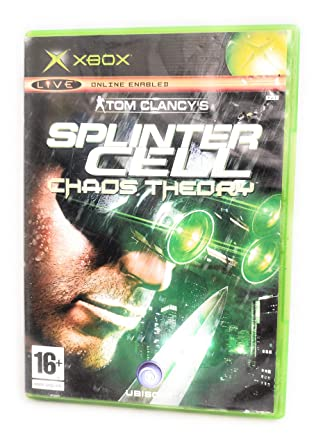 Tom Clancys Splinter Cell Chaos Theory - - Very Good ...