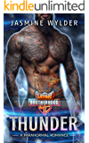 Thunder: A Paranormal Romance (Savage Brotherhood MC Book 3)
