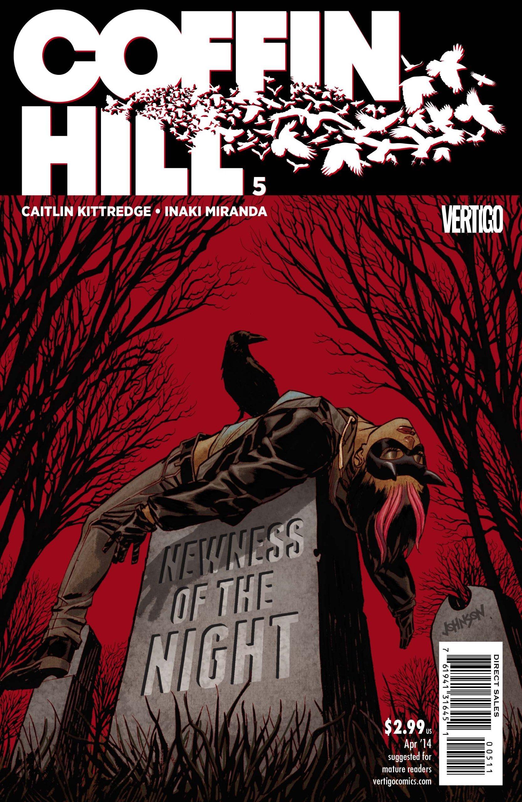 Coffin Hill #5 PDF