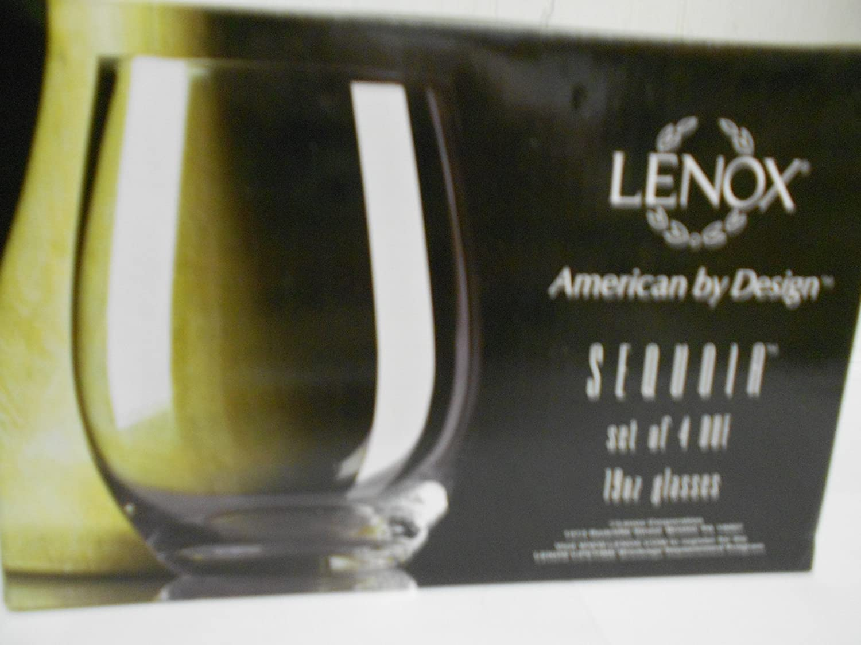 Lenox Sequoia Set of 4 DOF 19oz Glasses