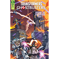 Transformers/Ghostbusters #1 (English Edition)