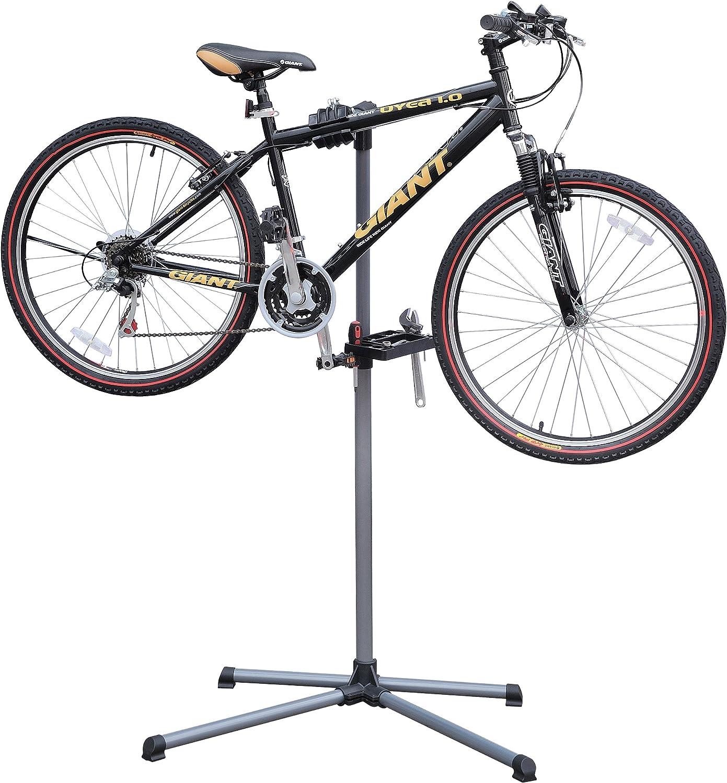 FOXHUNTER - Soporte para Reparar Bicicletas, Altura Regulable ...