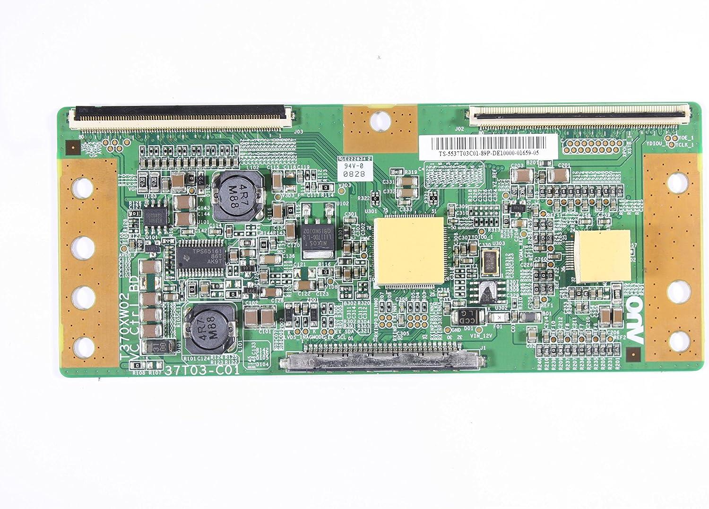 SAMSUNG 37 LN37A450C1DXZA 55.37T03.C01 T-Con Timing Control Board Unit
