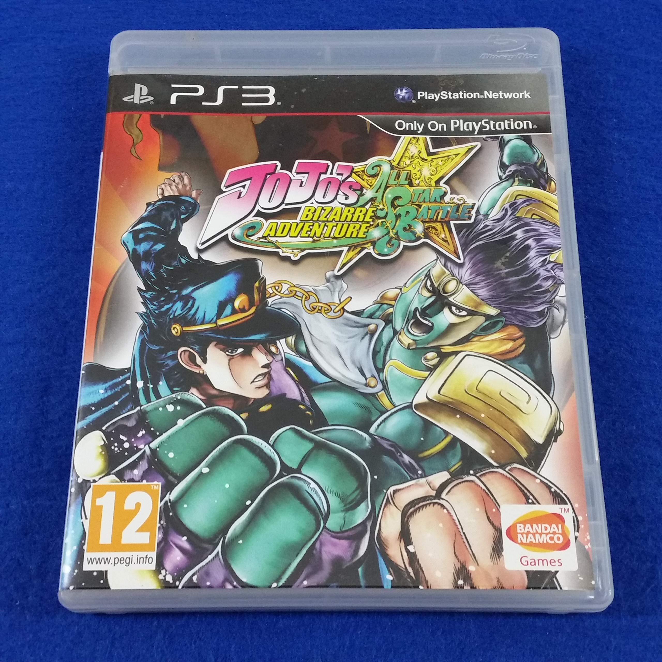 Amazon.com: JoJos Bizarre Adventure: All Star Battle (Sony ...