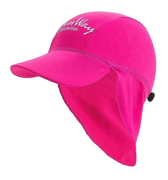 b0d022b2ada Sunway Baby Kids Junior Girls Boys Legionnaire Hat Cap UV Protection UPF  50+ (Kids