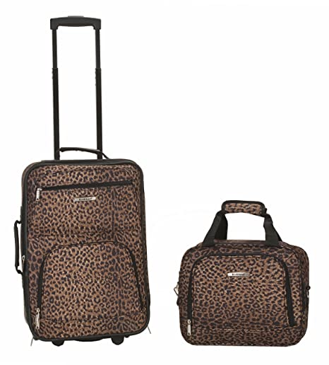 Rockland F102 Luggage Printed Set 20cfada6a4b55