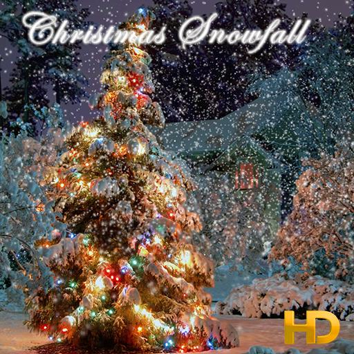 Christmas Snowfall HD (English 99)